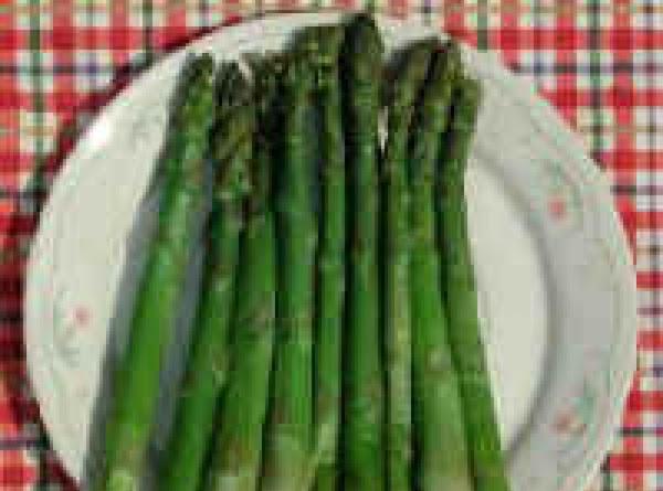 How To Make Good Asparagus Recipe