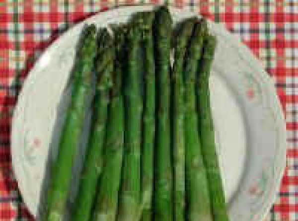 How To Make Good Asparagus Recipe