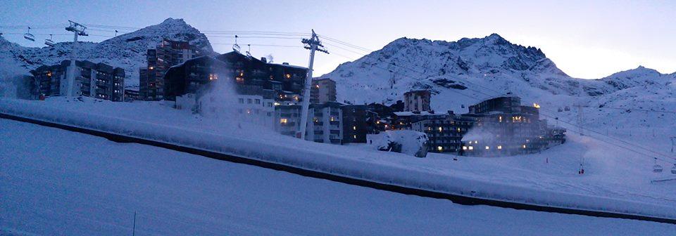 L'ALBA nel silenzio della neve... di Didi - Diana Gabrielli