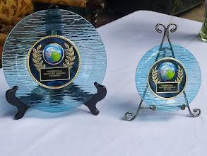 Photo: RVR Tennis Classic Trophies