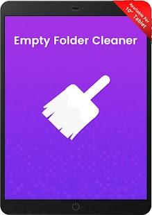 Empty Folder Cleaner - Delete Empty Folders Screenshot