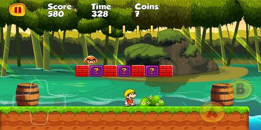 Jungle World of dario Adventure 1.5 screenshots 1