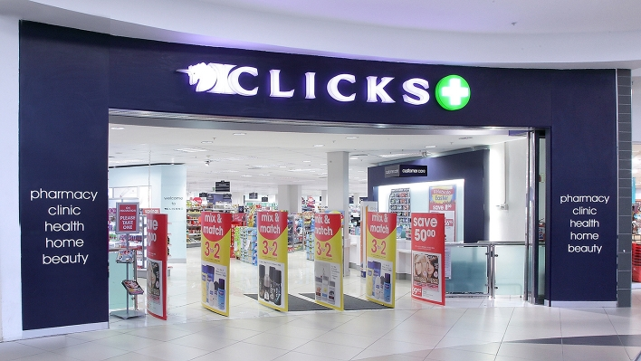Clicks. Picture: SUPPLIED