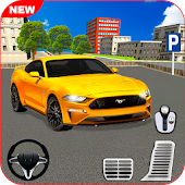 Hard Car Parking: Modern Car Parking Games