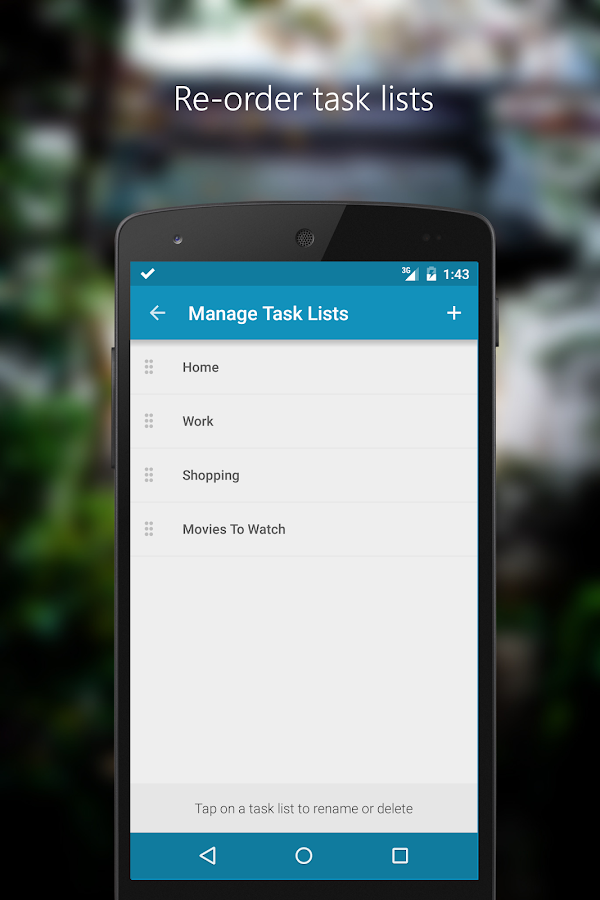 Tasks To Do : To-Do List- screenshot