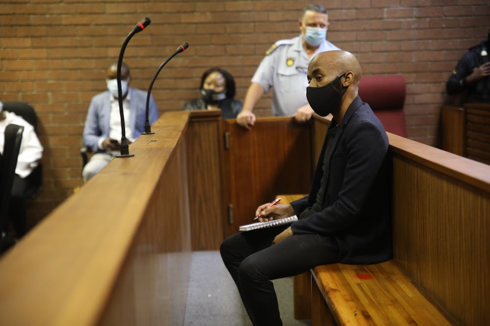 Ntuthuko Shoba called Tshegofatso Pule's killer 23 times the day she went missing: state - TimesLIVE