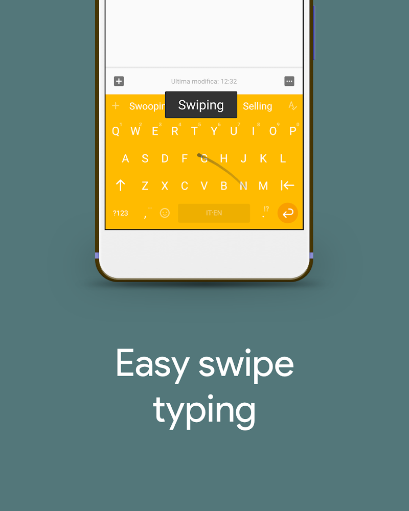 Hydrogen Keyboard Chrooma- Slim, Cyanogen, Lineage Screenshot 4