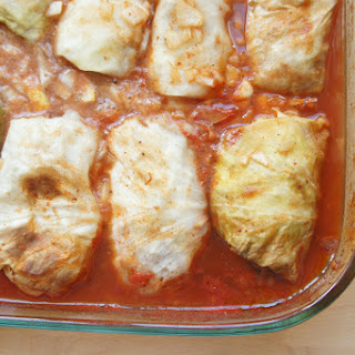 Jewish Sweet And Sour Stuffed Cabbage Recipes.