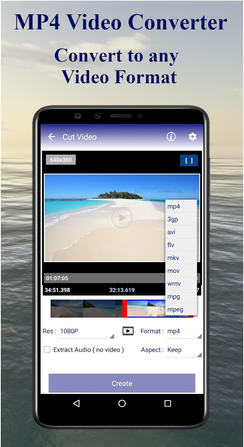 MP4 Video Converter PRO Screenshot 2