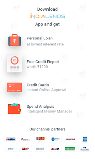 Credit Score, Loan,Credit Card- screenshot thumbnail
