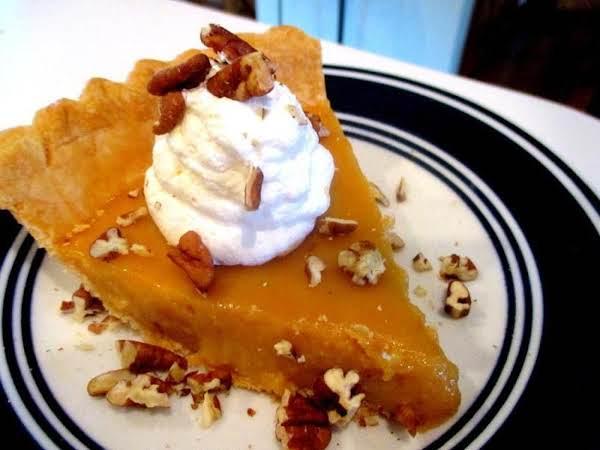 ~ Caramel Pie ~ Aunt Louises