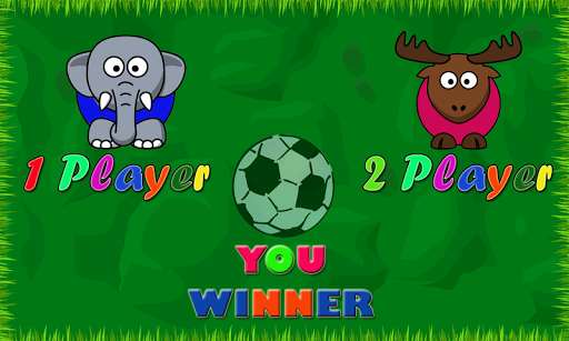 Soccer Zoo Animals For Kids
