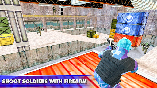 Commando Shooting FPS War Adventure 1.0 screenshots 15