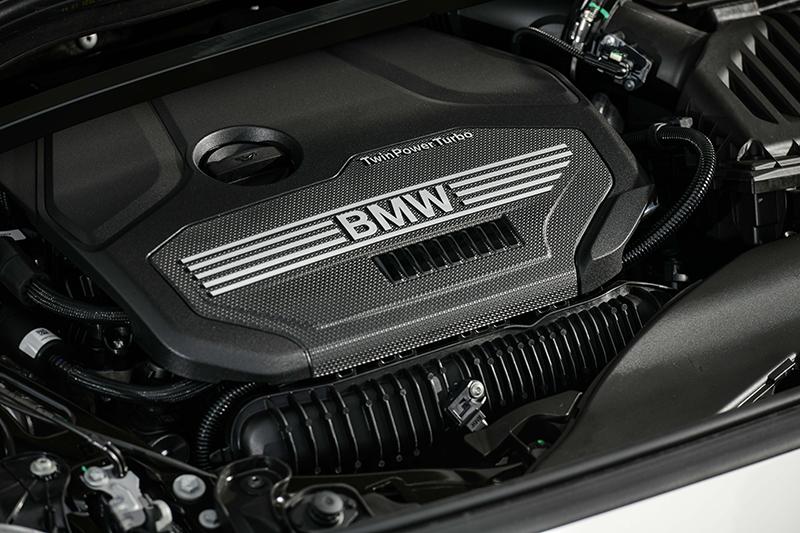 เครื่องยนต์รถยนต์ : BMW 2 Series 220i Grand Coupe Sport