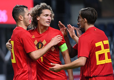 Allemagne-Belgique, les choses sérieuses reprennent d'entrée pour les Diablotins