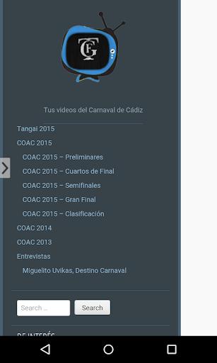 CoacTv - Carnaval de Cádiz