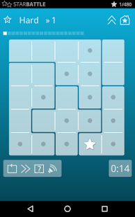 Star Battle Brain Games- screenshot thumbnail