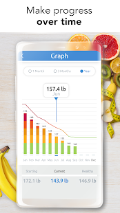 Ideal Weight - BMI Calculator & Tracker Screenshot