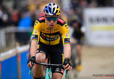 Mits goedkeuring van ploeg start Van Aert meteen met twee crossen in één weekend