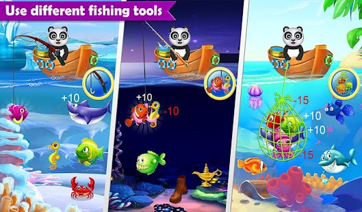 Fisher Panda: Ultimate Fishing Game - náhled