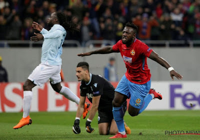 Un ancien Zèbre a marqué en Europa League contre la Lazio Rome