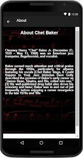 Chet Baker - (Songs+Lyrics) - náhled