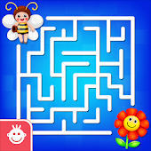 Kids Maze : Educational Puzzle World