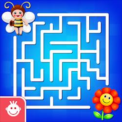 Kids Maze : Educational Puzzle World