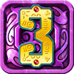 Treasures of Montezuma 3 Free. True Match-3 Game. Icon