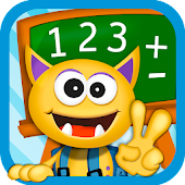Buddy School: Basic Math learning for kids