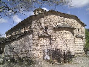 Photo: church in Papigo Micro, or Small Papigo, built in 1904