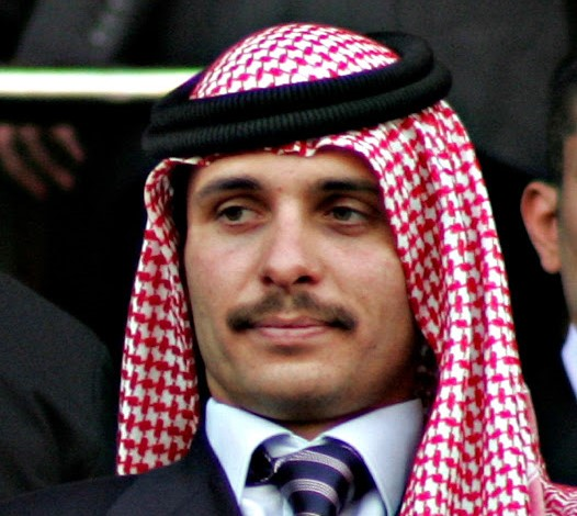 Jordan's former Crown Prince Hamza bin Hussein. Picture: REUTERS/MAJED JABER