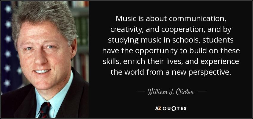 Image result for music and schools quote