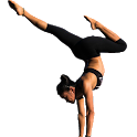 Yoga Handstand for Beginners icon