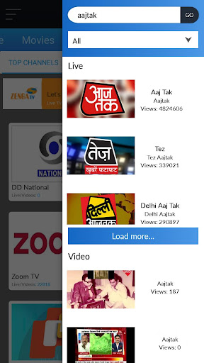 ZengaTV Mobile TV Live TV 7.0.8 app download 2