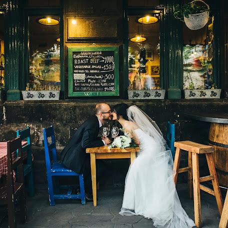 Wedding photographer Grigor Ovsepyan (Grighovsepyan). Photo of 13.10.2017