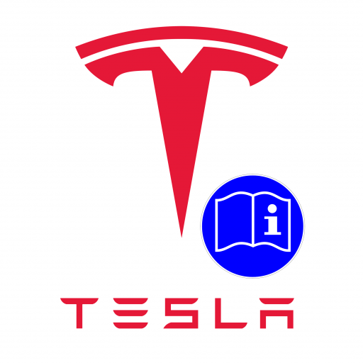 Tesla Owner Manual icon