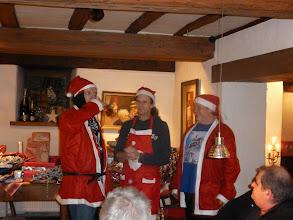 Photo: Unsere 3 Nikoläuse, Martin, Uwe und Michael