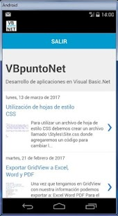 VBpuntoNET- screenshot thumbnail