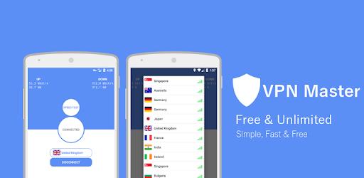 Super VPN Proxy Master – Fast & Unlimited Free VPN APK [2 5