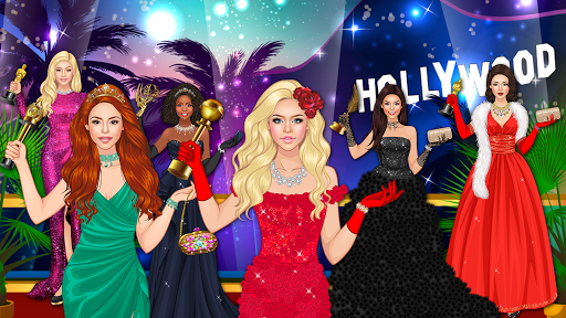 Actress Dress Up - Fashion Celebrity 1.0.7 screenshots 17