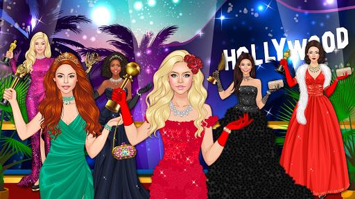 Actress Dress Up - Fashion Celebrity apktram screenshots 17