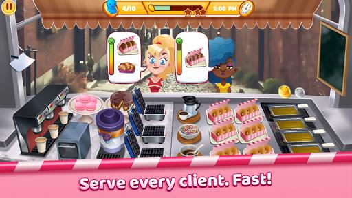 Boston Donut Truck - Fast Food Cooking Game 1.0.3 screenshots 2