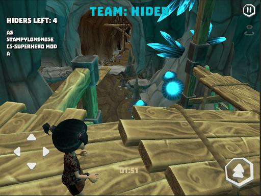 Hide and Seek- Peek A Boo  screenshots 1