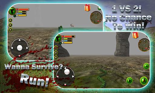 蛇模擬-荒野之战3D