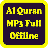 Al Quran MP3 Completed Offline