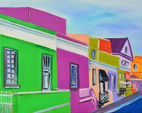 Photo: красочные дома