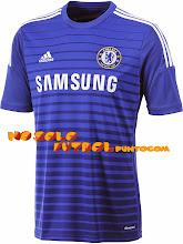 Photo: Chelsea 1ª * Camiseta Manga Corta * Camiseta Manga Corta Adizero * Camiseta Mujer * Camiseta Niño con pantalón
