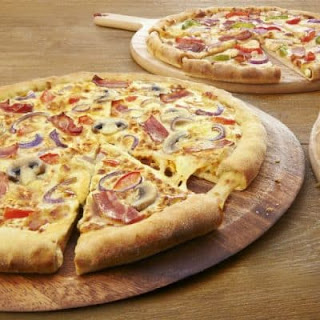 Dominos Pizza Dough Copycat.