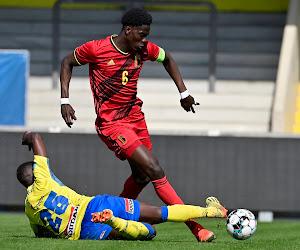 """Amadou Onana, nouveau capitaine des Diablotins: """"Un honneur"""""""